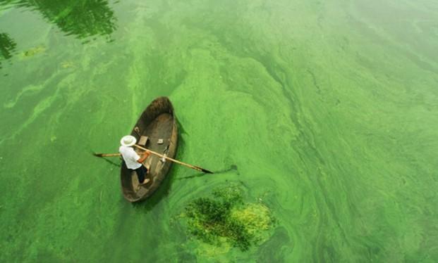 北京五大水系河流