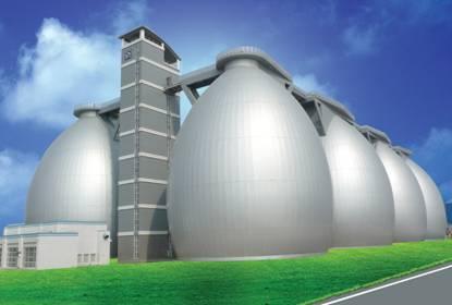 上海白龙港污水处理厂