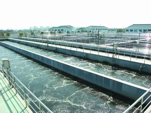 上海松江污水处理厂