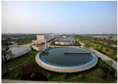 城镇污水处理厂