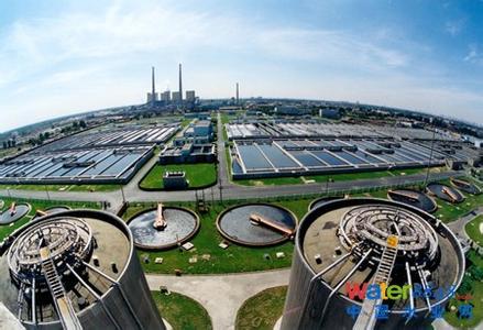 北京高碑店污水处理厂