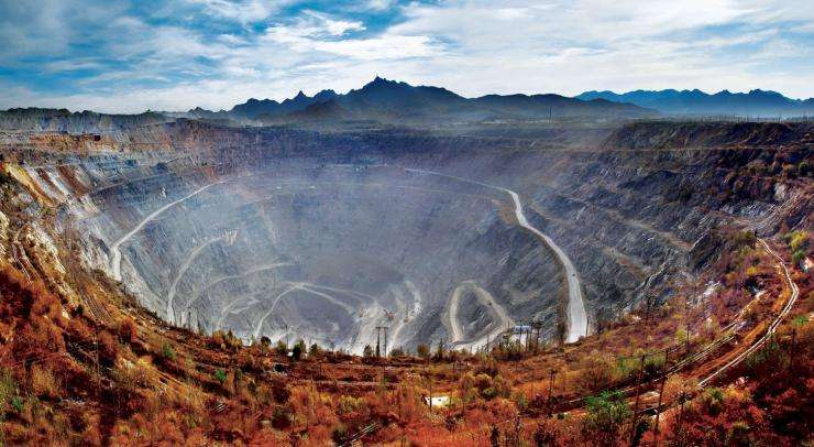大孤山铁矿