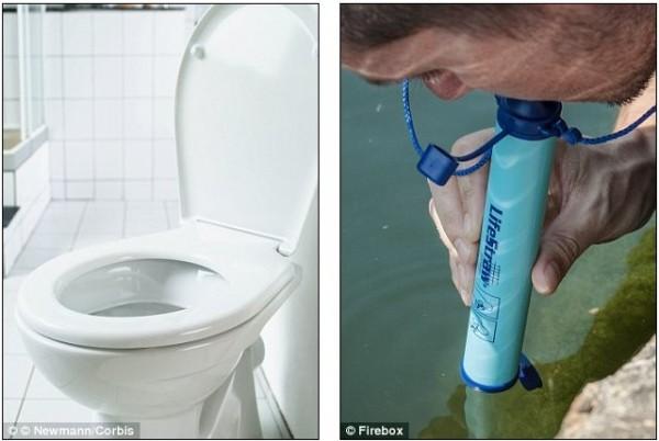 LifeStraw滤水器