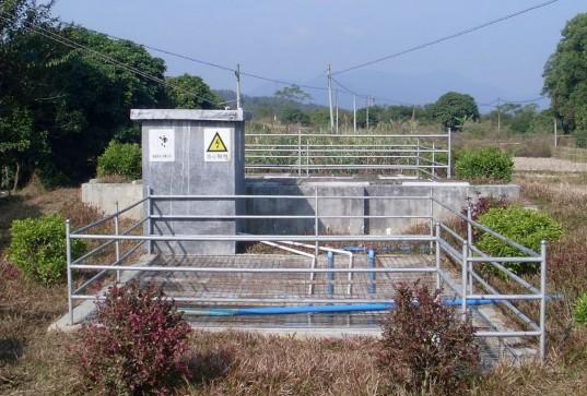 农村污水处理设施