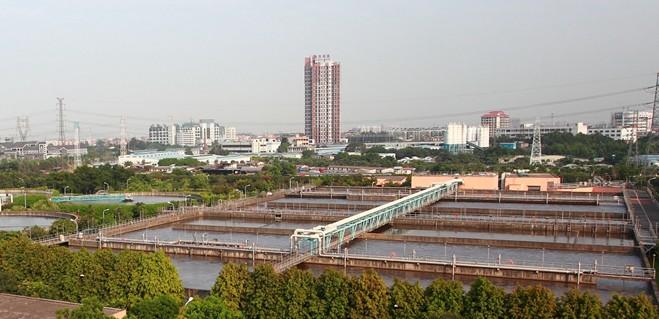 西朗污水处理厂