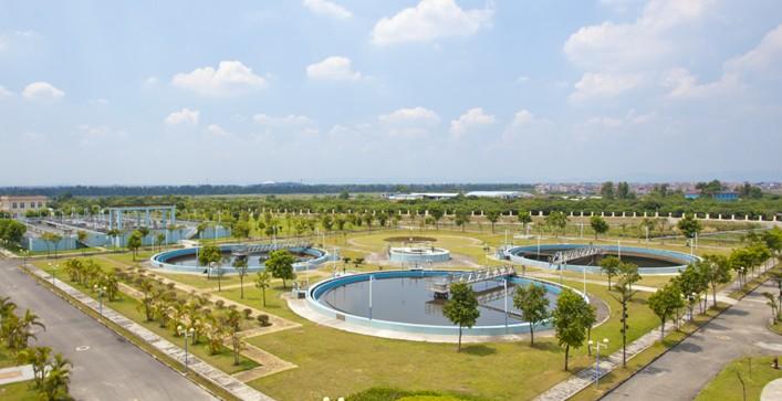 竹料污水处理厂