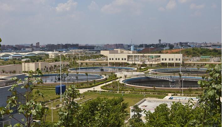 石井污水处理厂