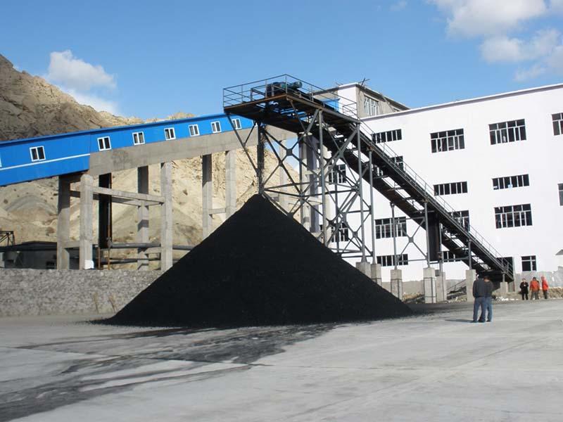 煤泥水处理