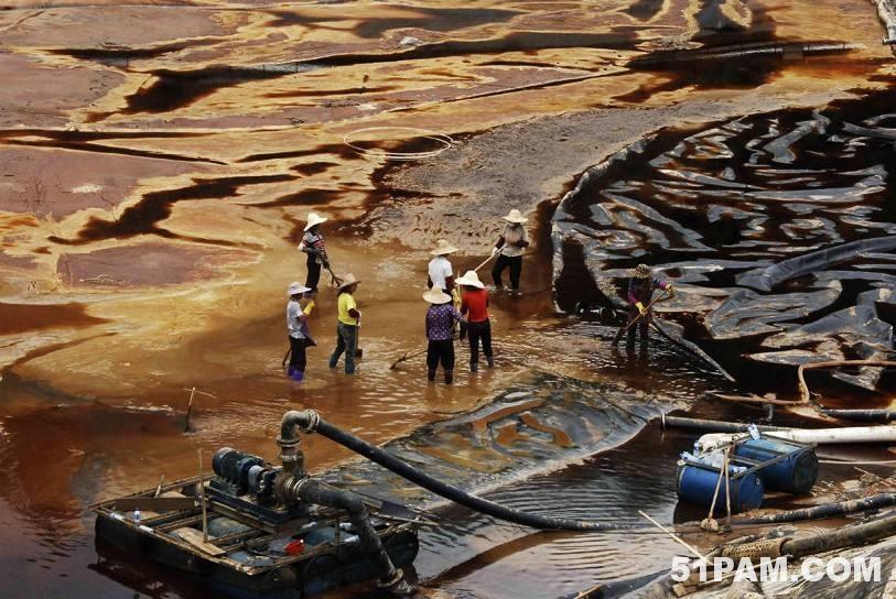 水污染事件