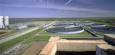 美国密尔沃基城市污水处理厂