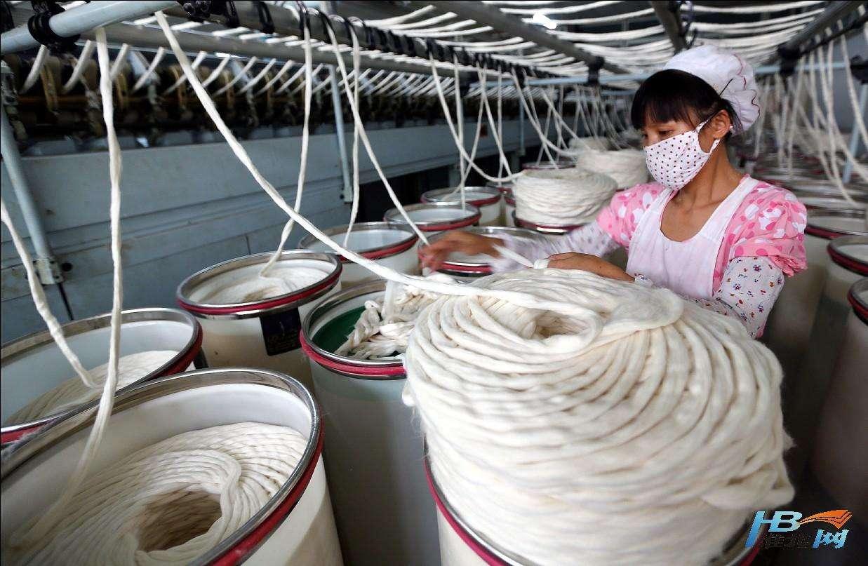 聚丙烯酰胺在纺织业的应用