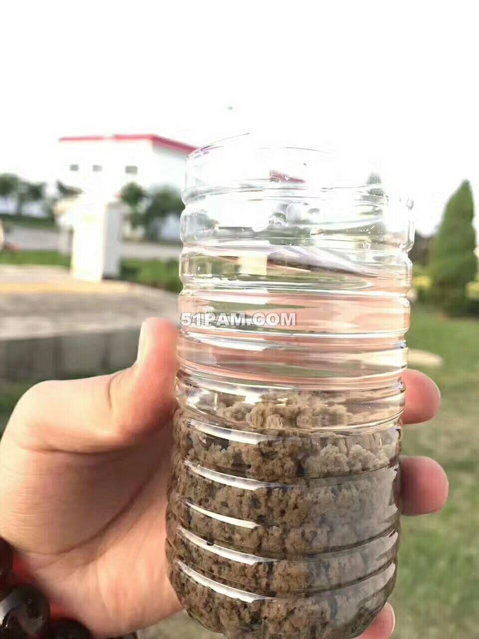 聚丙烯酰胺处理污水效果