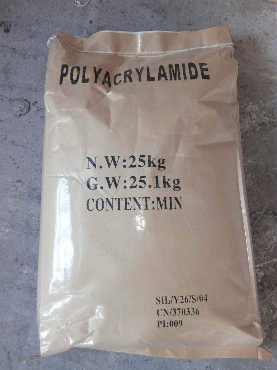 聚丙烯酰胺产品图片